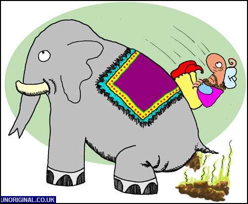 Kartun Gajah Cybrog007
